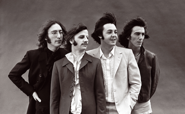 Tohle jsou Beatles